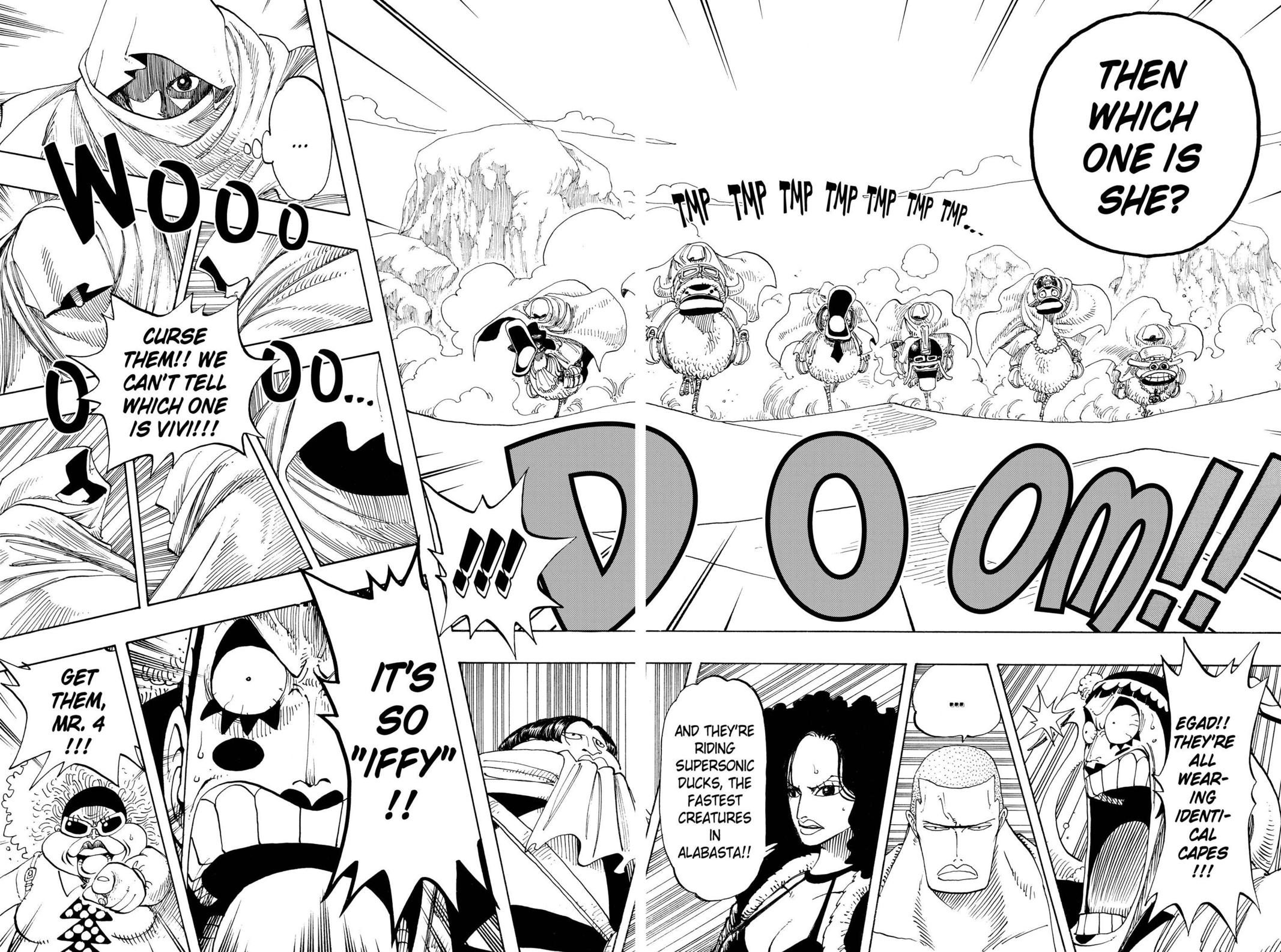 One Piece, Chapter 181 image 008