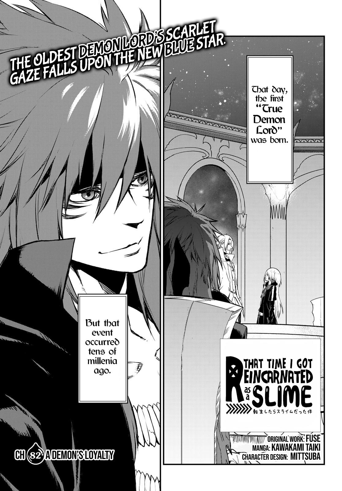 That Time I Got Reincarnated As A Slime, Chapter 82 image 006