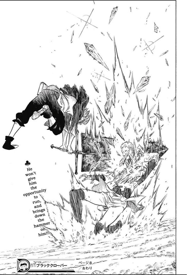 Black Clover, Chapter 8 Fixed image 021