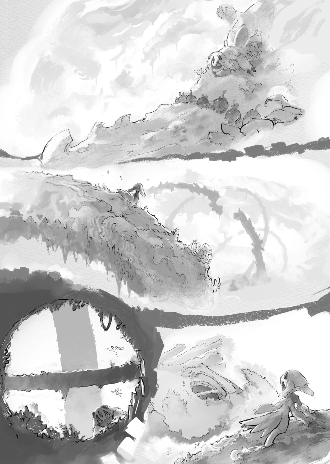 Made In Abyss, Chapter Hello,Abyss 51.5 image 001