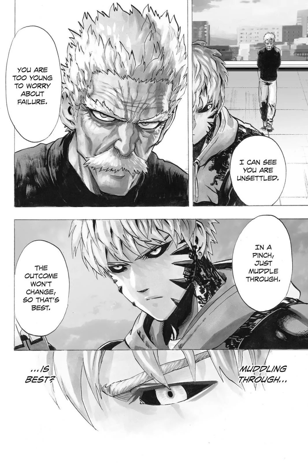 One Punch Man, Chapter Onepunch-Man 21 image 053