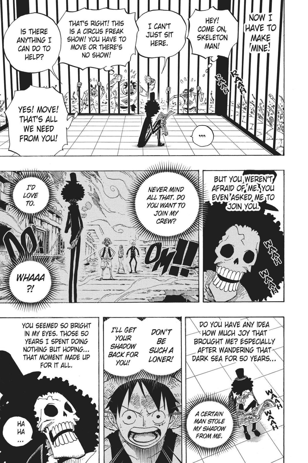 One Piece, Chapter 596 image 007