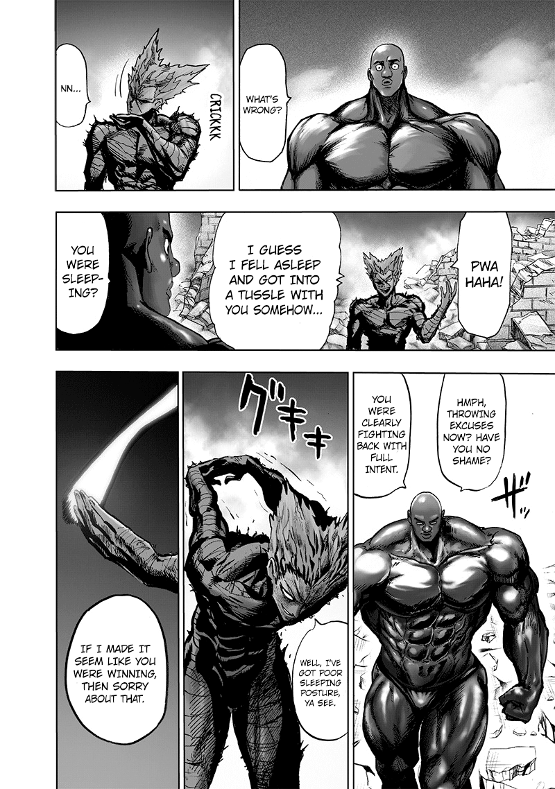 One Punch Man, Chapter 126.2 image 010