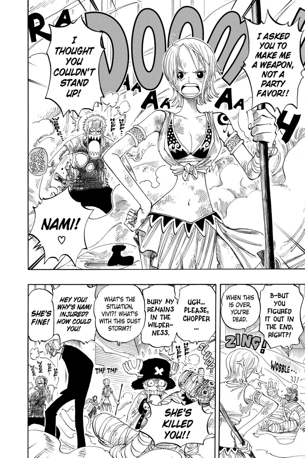 One Piece, Chapter 199 image 008