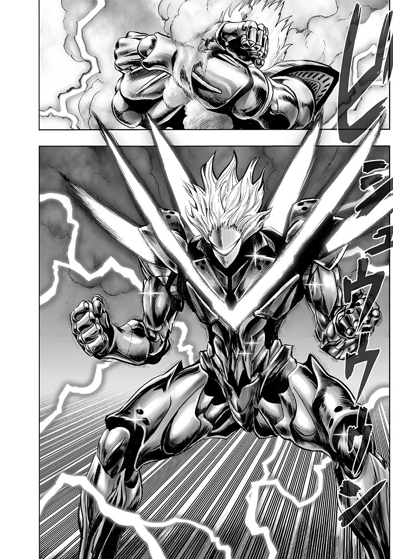 One Punch Man, Chapter One-Punch Man 118 image 019