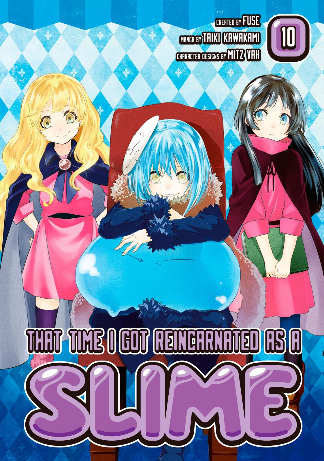 That Time I Got Reincarnated As A Slime, Chapter 44 image 001