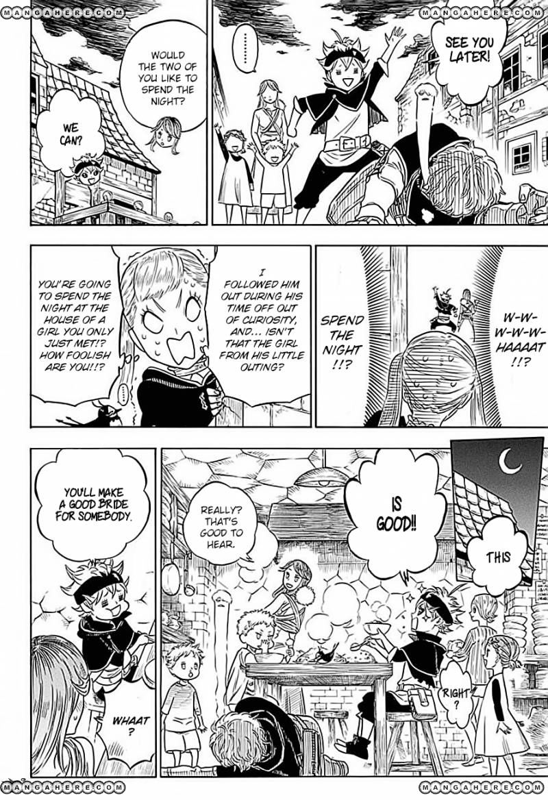 Black Clover, Chapter 39 The Mirror Mage image 010
