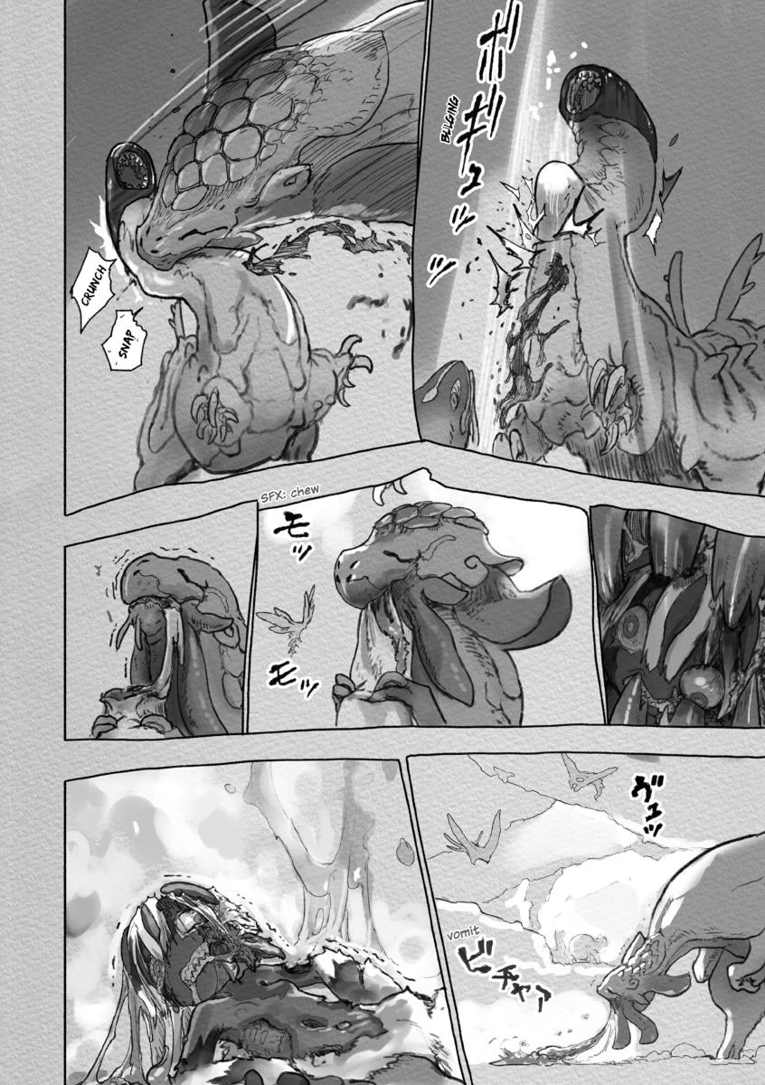Made In Abyss, Chapter Hello,Abyss 57 image 009