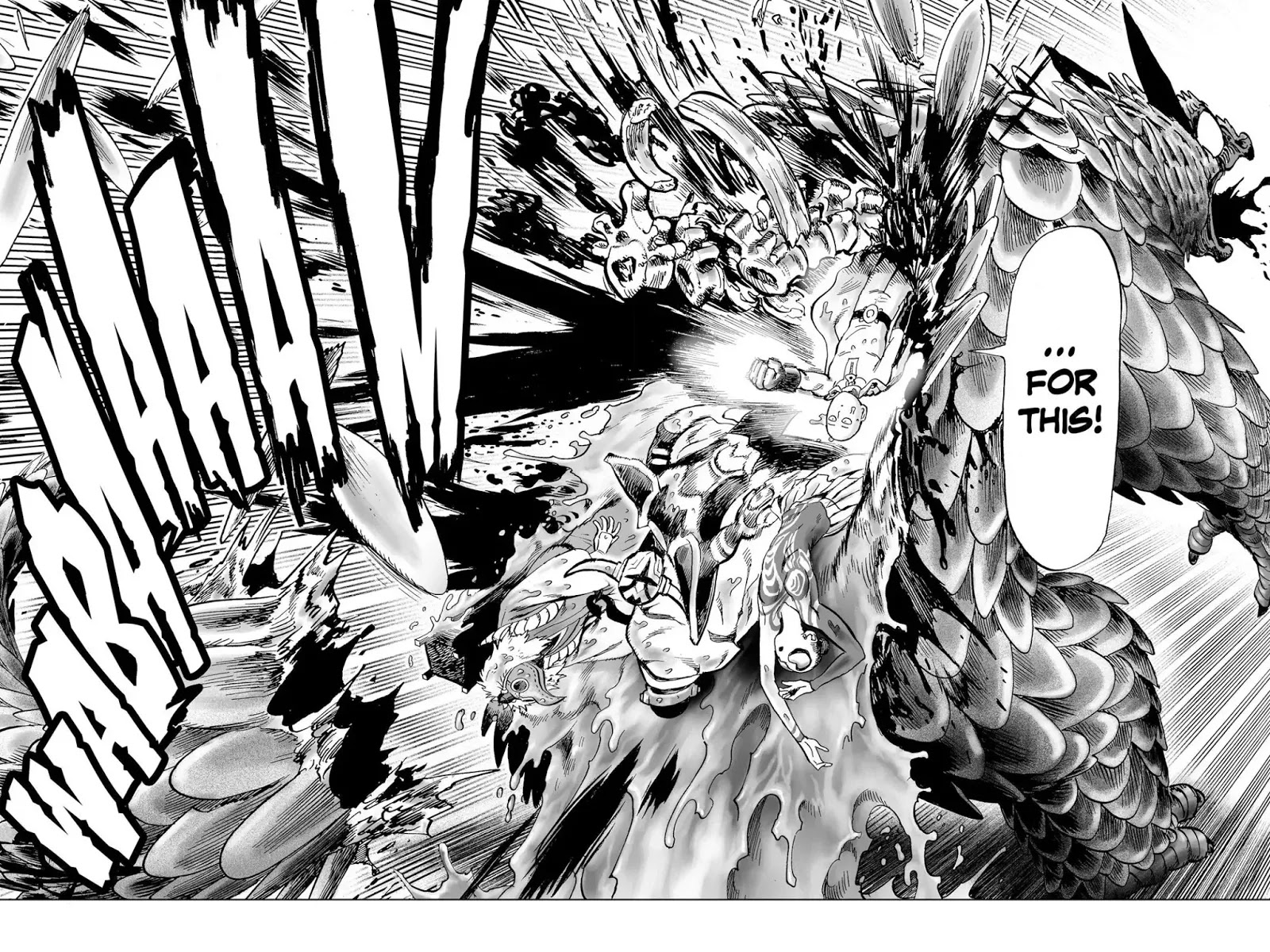 One Punch Man, Chapter Onepunch-Man 61.5 image 026