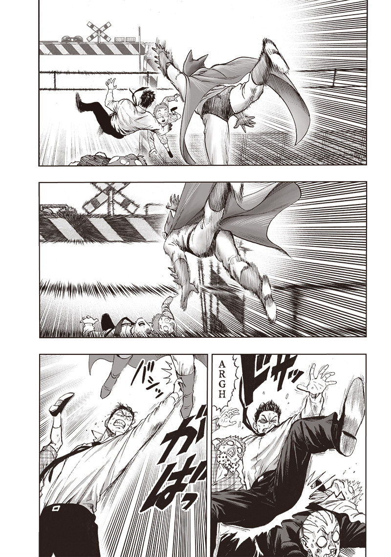 One Punch Man, Chapter One-Punch Man 120 image 008