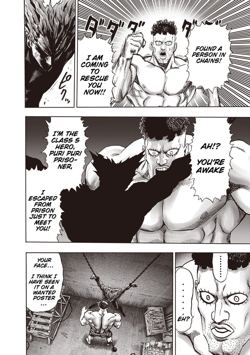 One Punch Man, Chapter One-Punch Man 115 image 005