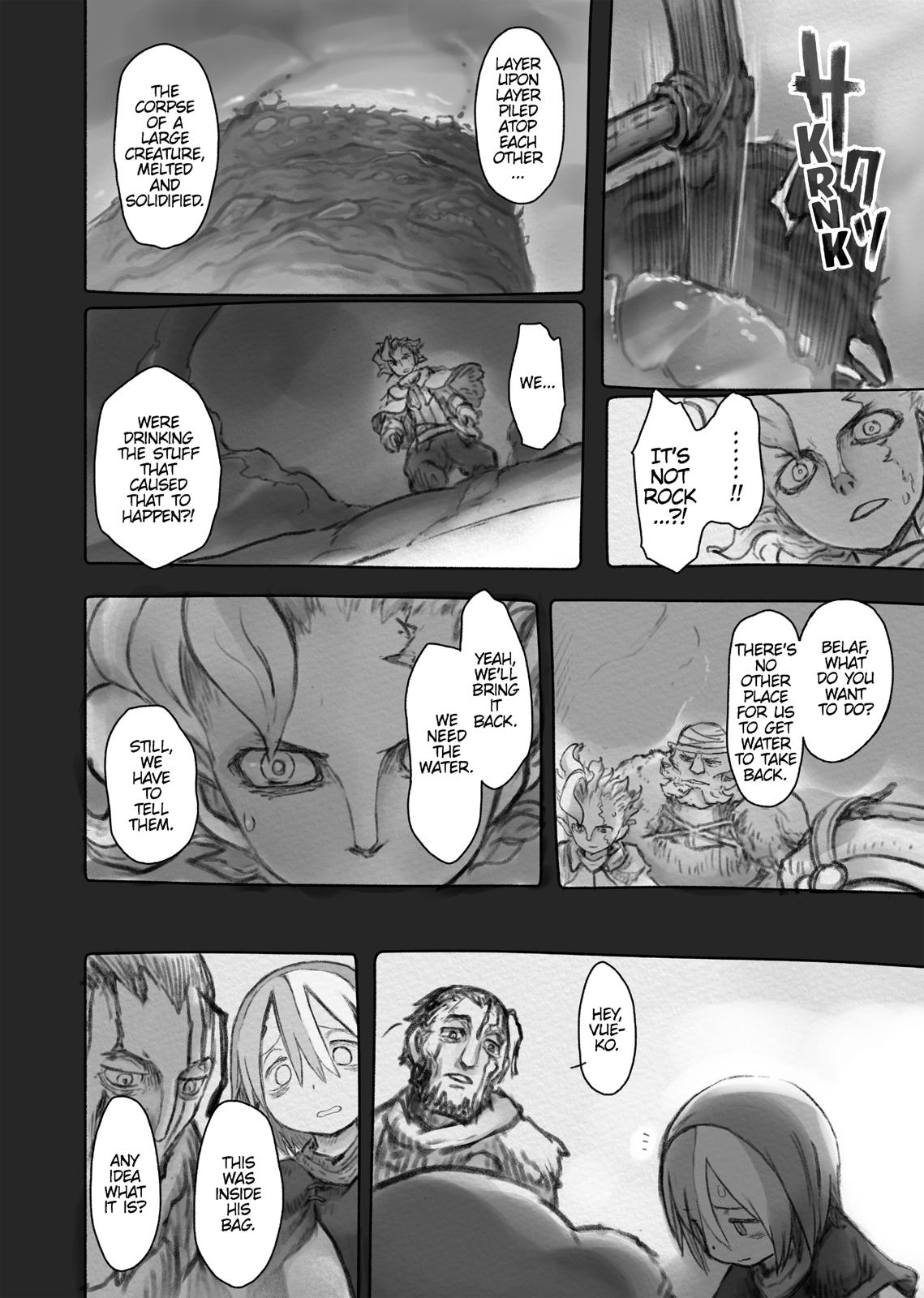 Made In Abyss, Chapter Hello,Abyss 49 image 026