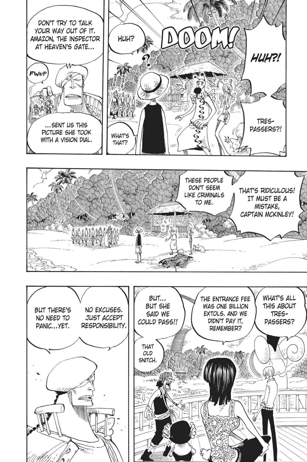 One Piece, Chapter 242 image 004