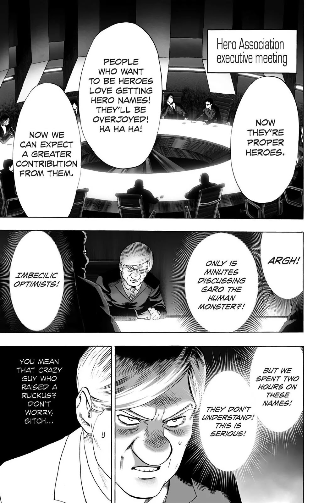 One Punch Man, Chapter Onepunch-Man 45 image 022