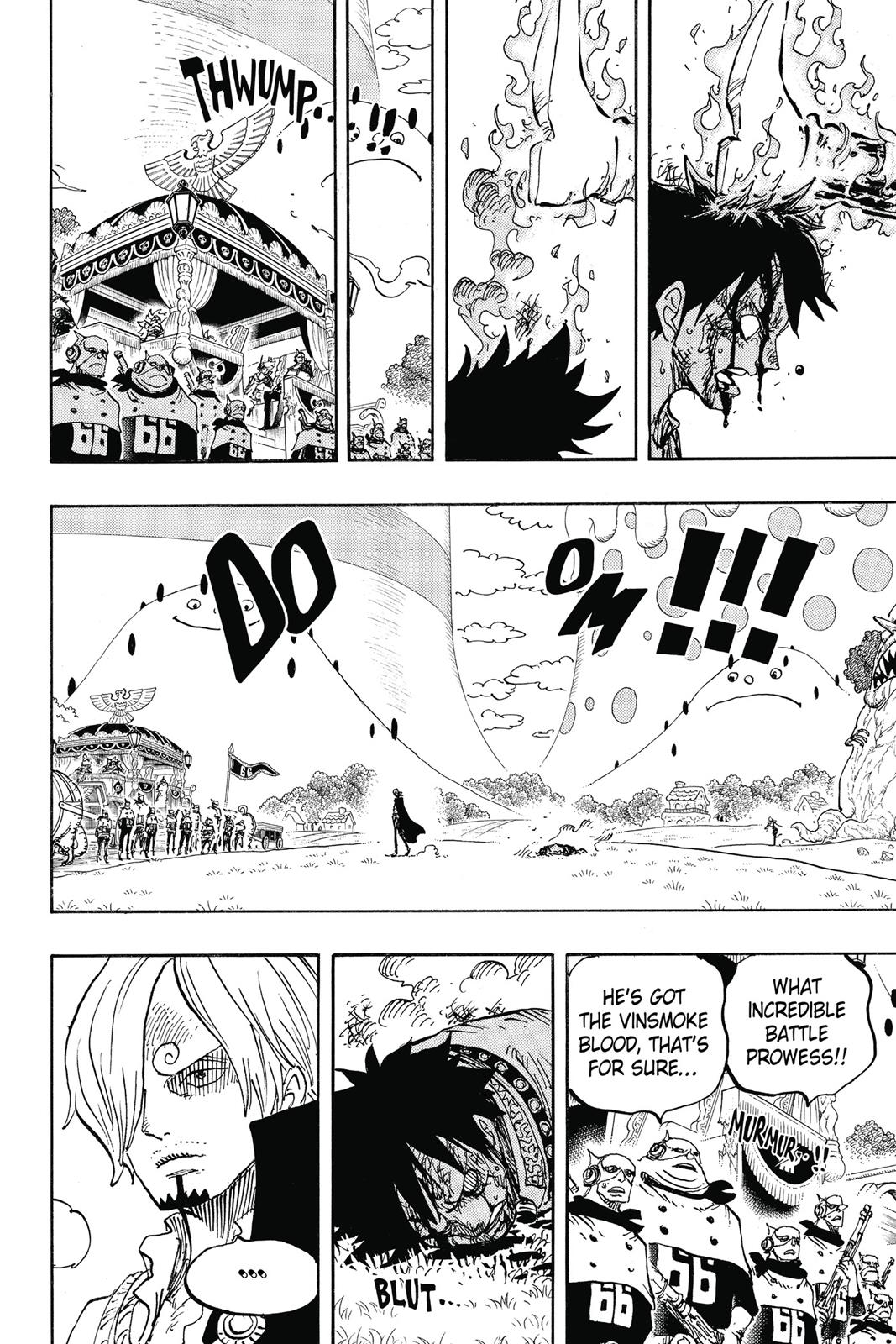 One Piece, Chapter 844 image 011