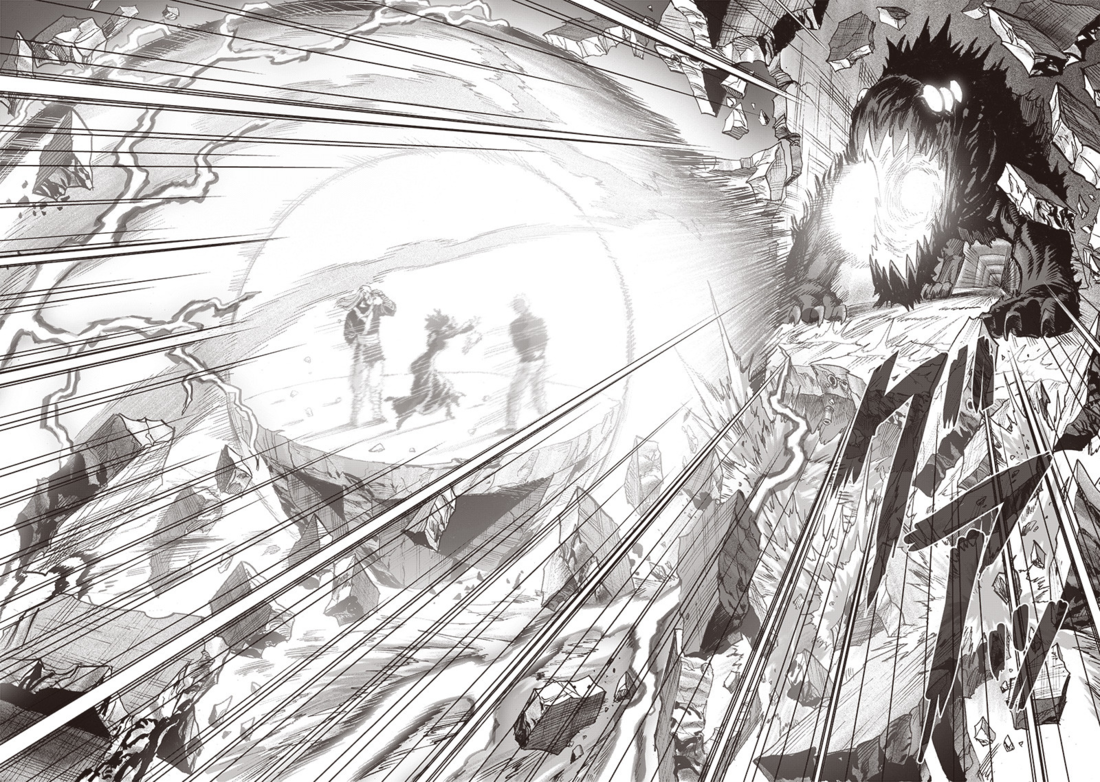 One Punch Man, Chapter One-Punch Man 123 image 027