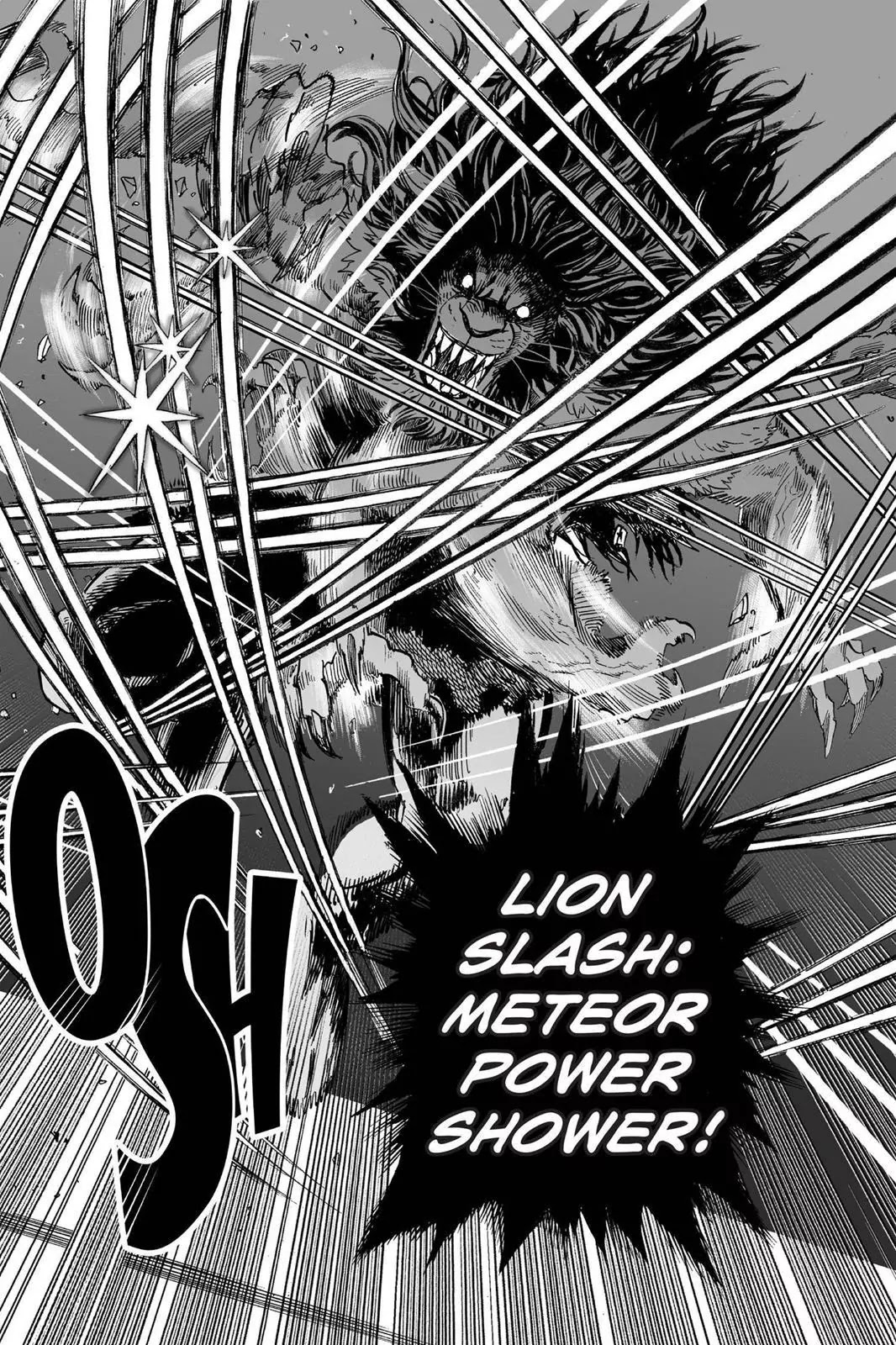 One Punch Man, Chapter Onepunch-Man 8 image 016