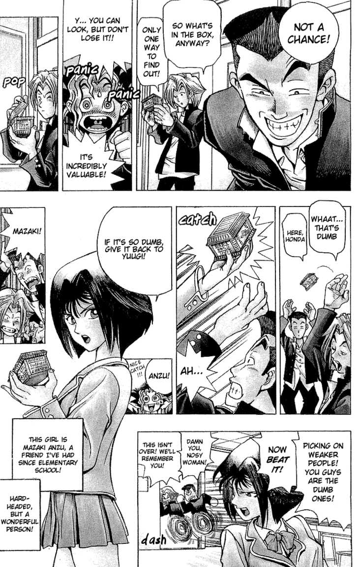 Yu Gi Oh, Chapter Vol.01 Ch.001 - The God Puzzle image 011