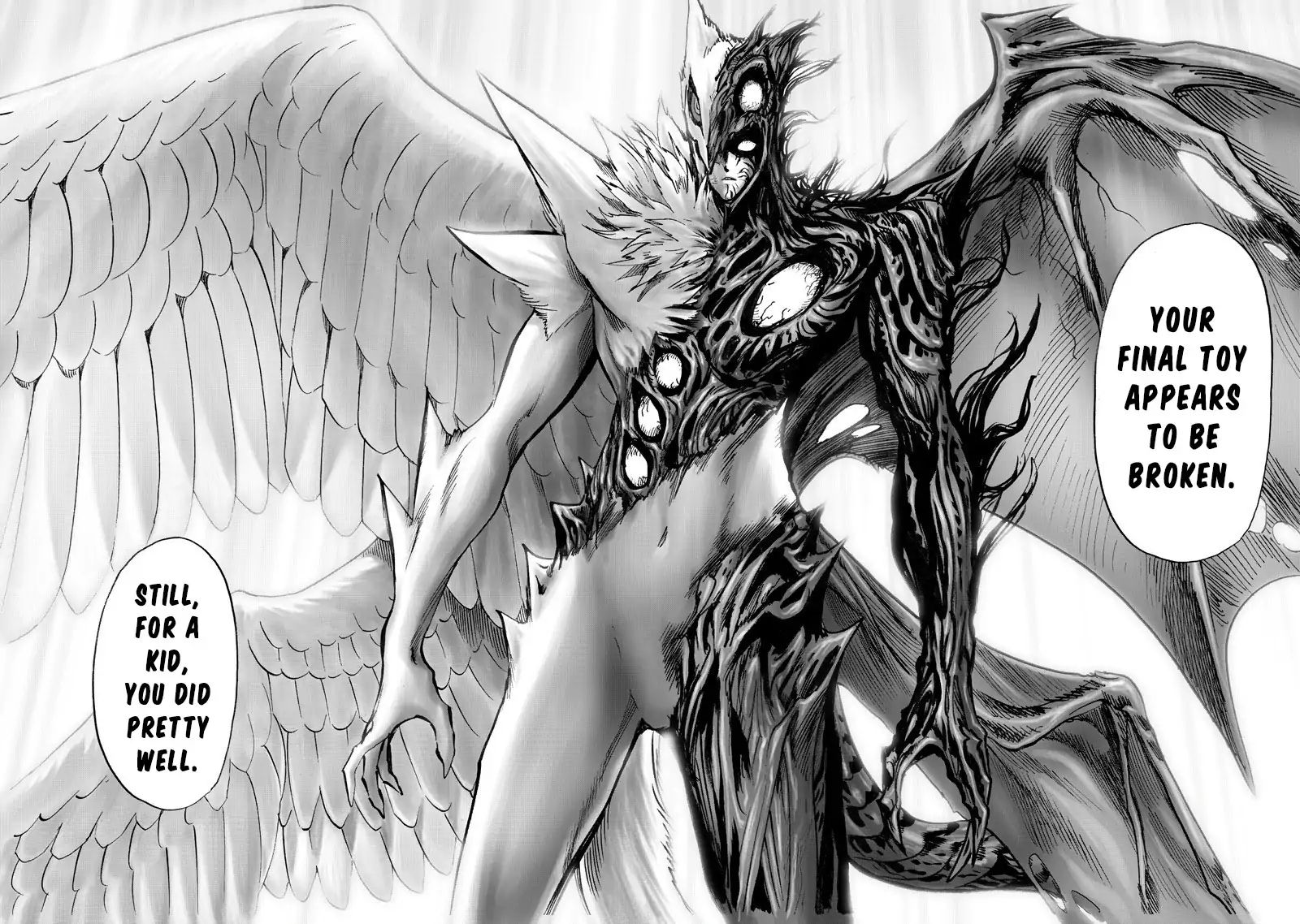 One Punch Man, Chapter Onepunch-Man 100.2 image 005