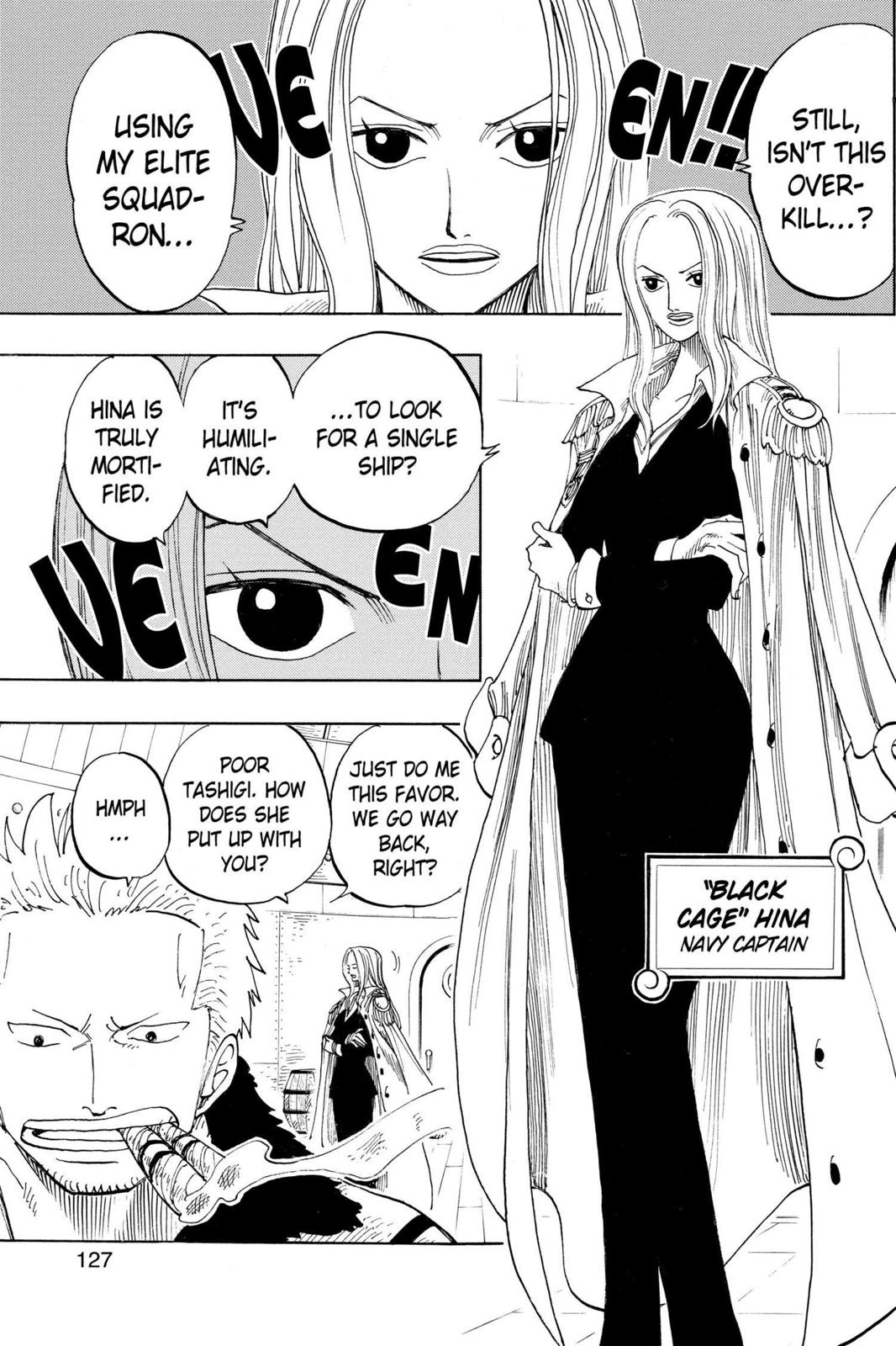 One Piece, Chapter 212 image 003