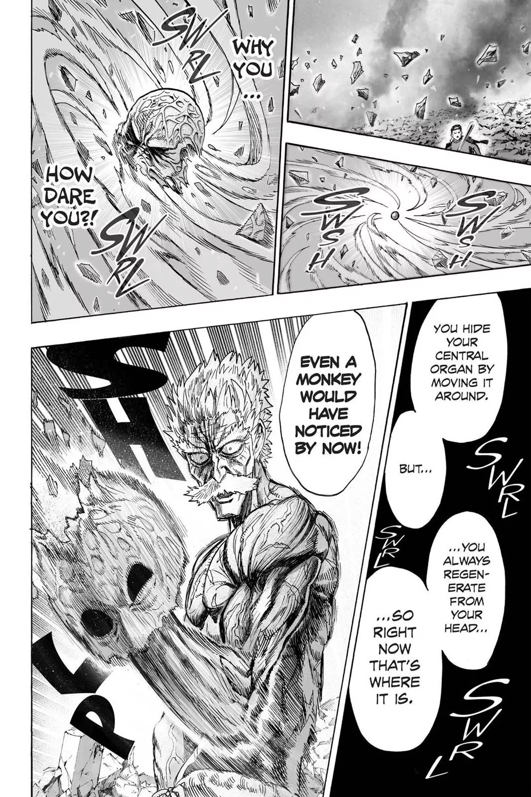 One Punch Man, Chapter Onepunch-Man 35 image 024