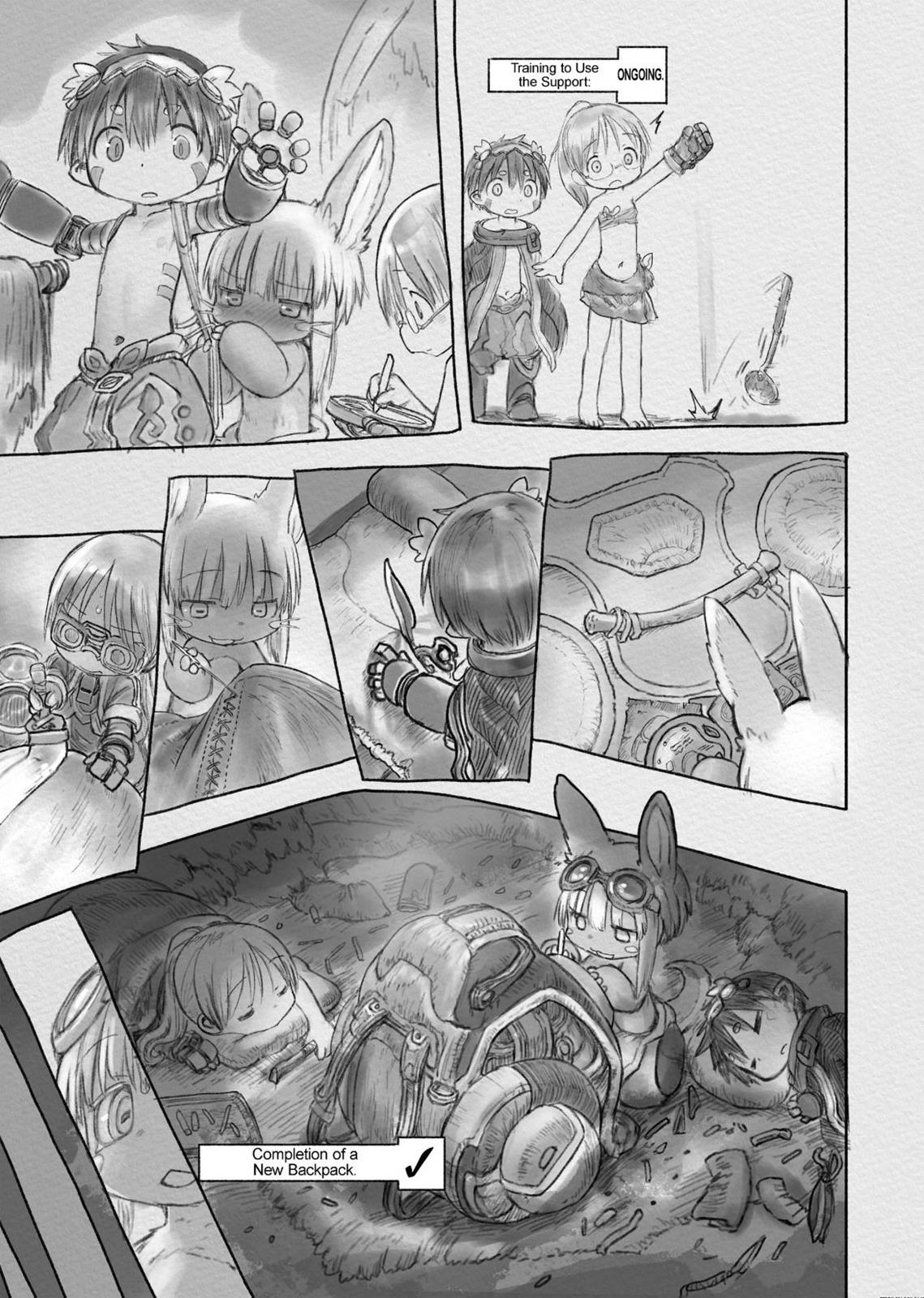 Made In Abyss, Chapter Hello,Abyss 26 image 009
