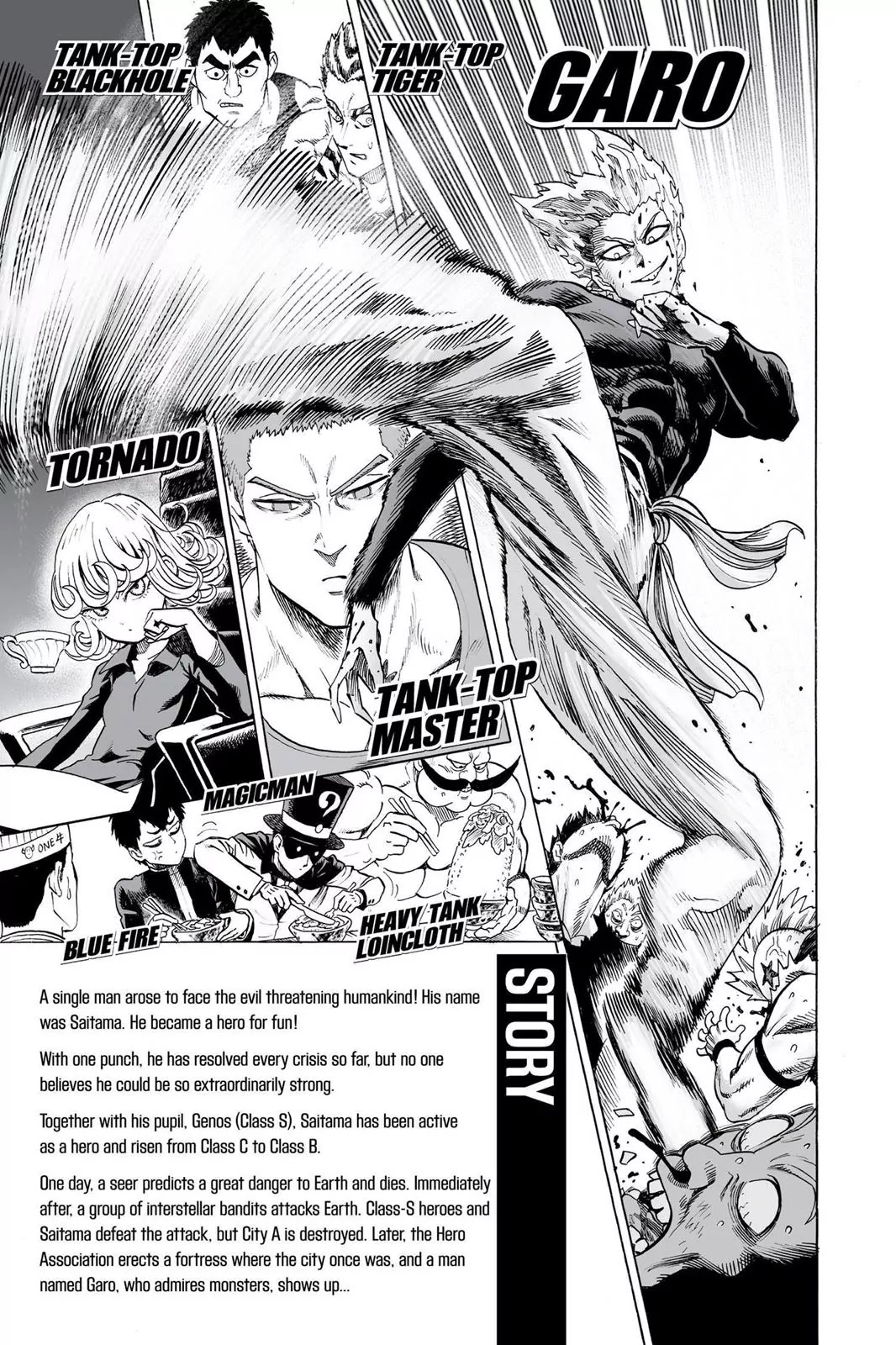 One Punch Man, Chapter Onepunch-Man 41 image 006