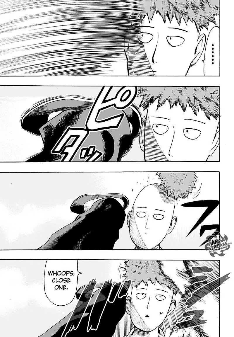 One Punch Man, Chapter Onepunch-Man 70.1 image 008