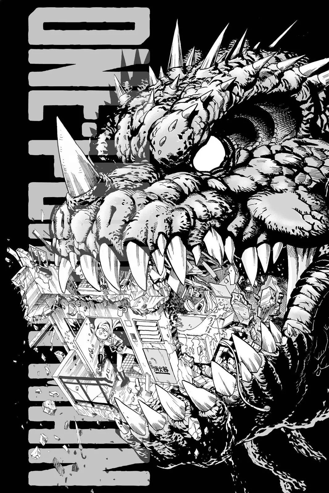 One Punch Man, Chapter Onepunch-Man 8.5 image 024