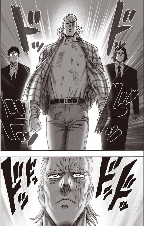 One Punch Man, Chapter Onepunch-Man 93 image 026
