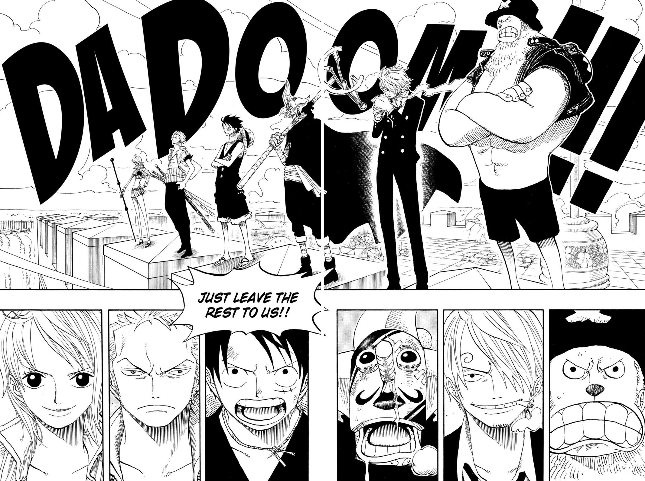 One Piece, Chapter 390 image 017