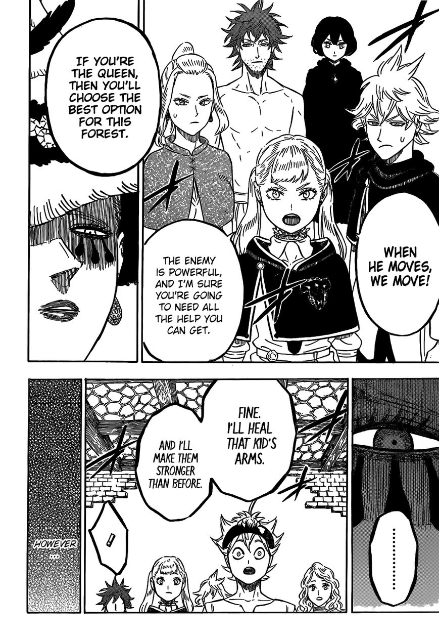 Black Clover, Chapter 84 Decision at the Battlefield image 017