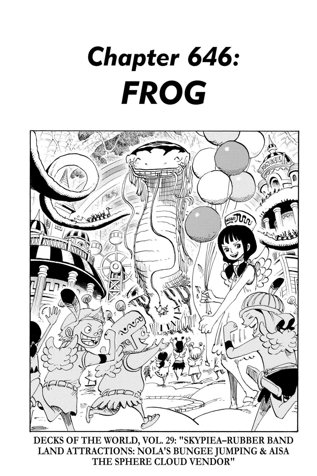 One Piece, Chapter 646 image 001