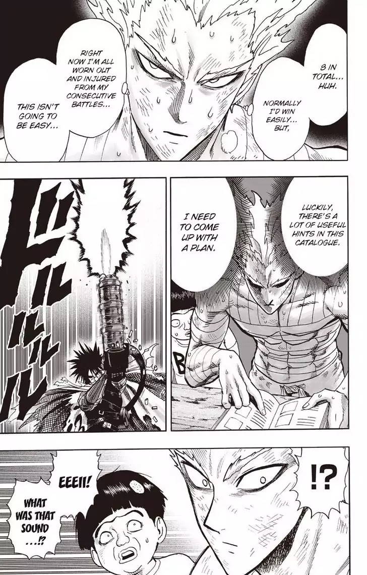 One Punch Man, Chapter Onepunch-Man 81 image 009