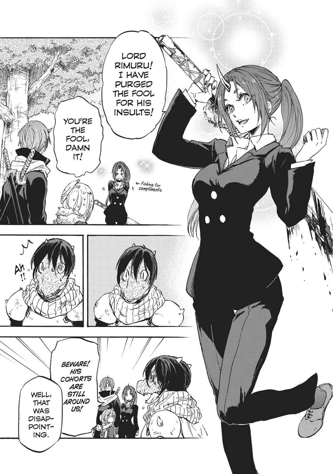 That Time I Got Reincarnated As A Slime, Chapter 20 image 026