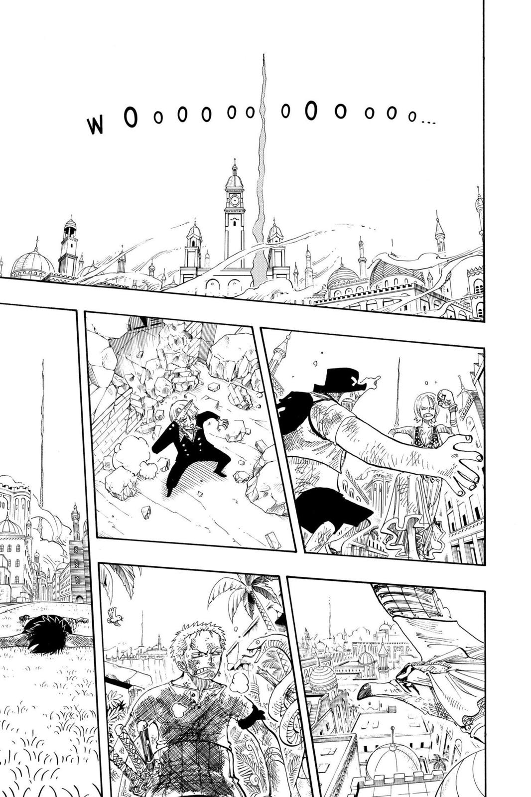 One Piece, Chapter 203 image 017