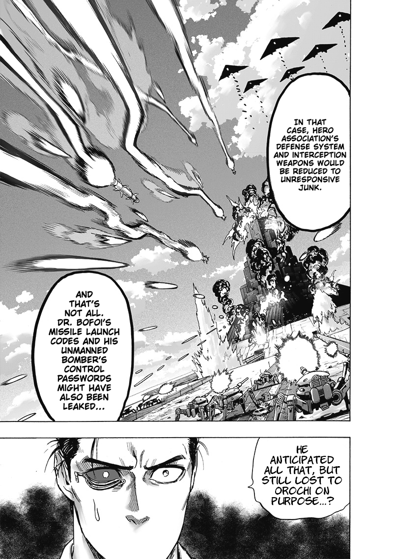 One Punch Man, Chapter One-Punch Man 119 image 014