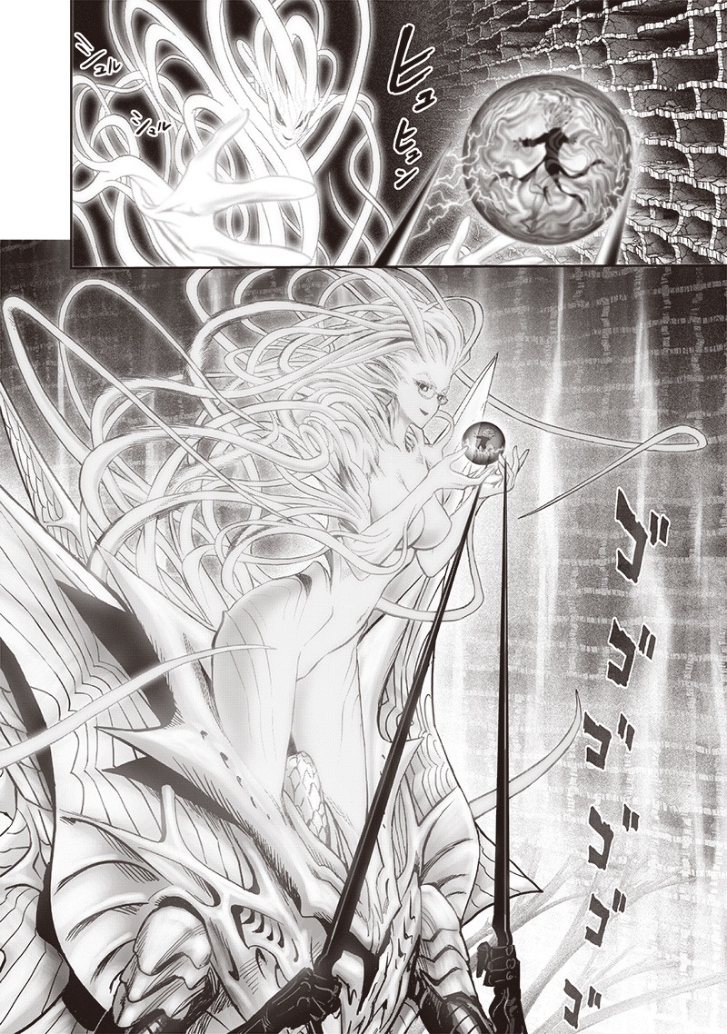 One Punch Man, Chapter 128 image 017