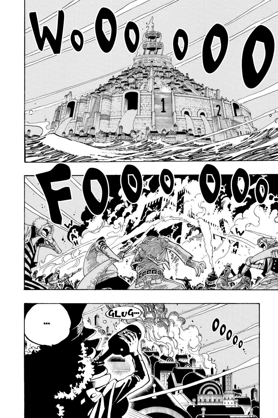 One Piece, Chapter 350 image 002