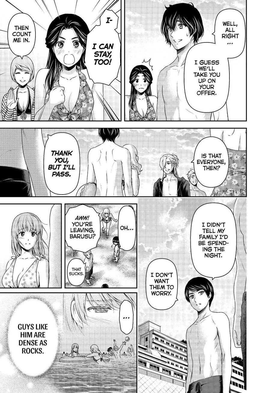 Domestic Girlfriend, Chapter 177 Trying to Change image 017