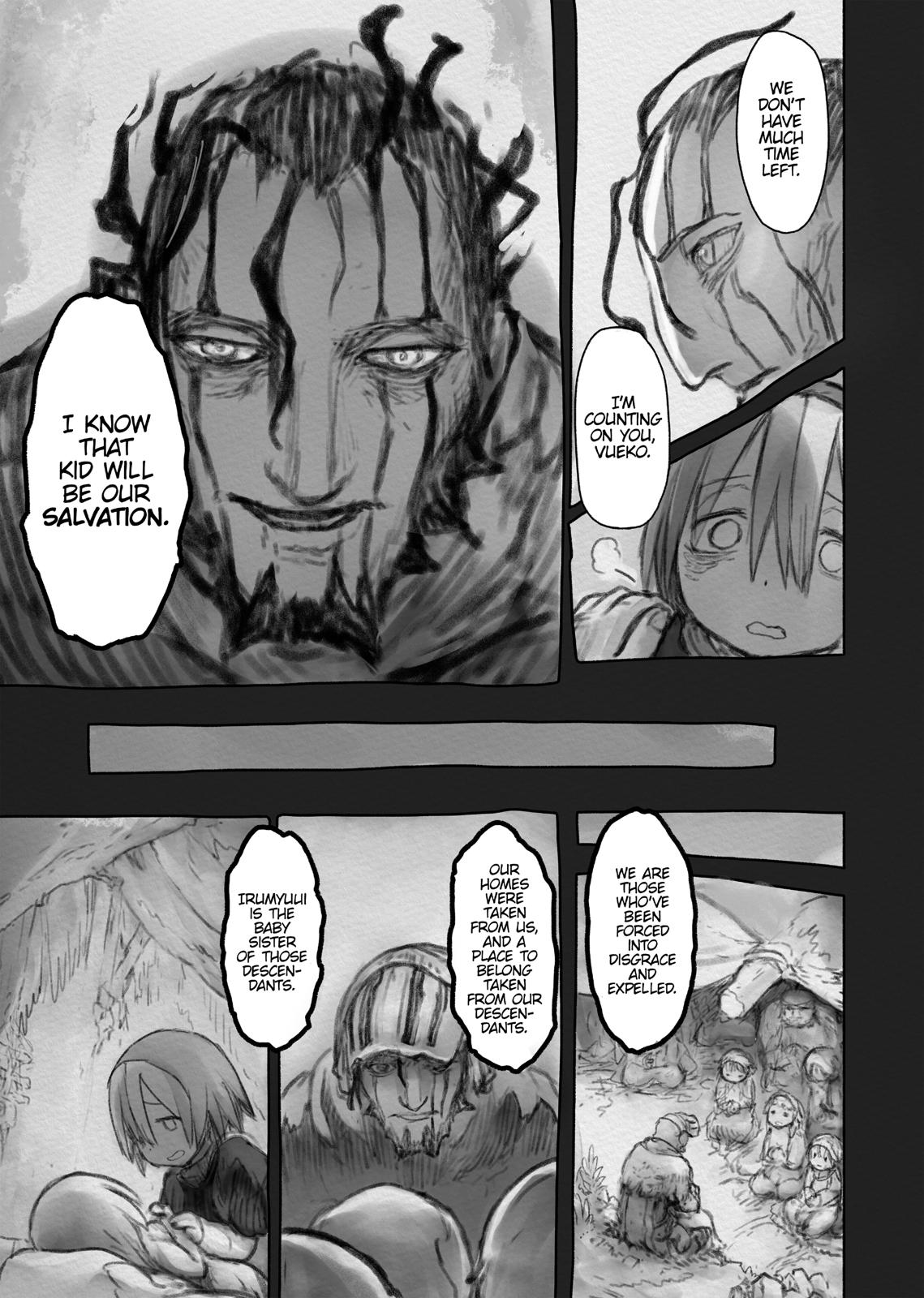 Made In Abyss, Chapter Hello,Abyss 50 image 009
