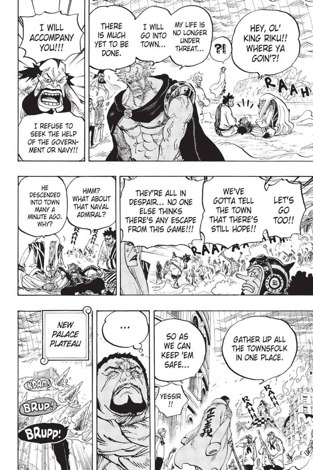 One Piece, Chapter 777 image 008