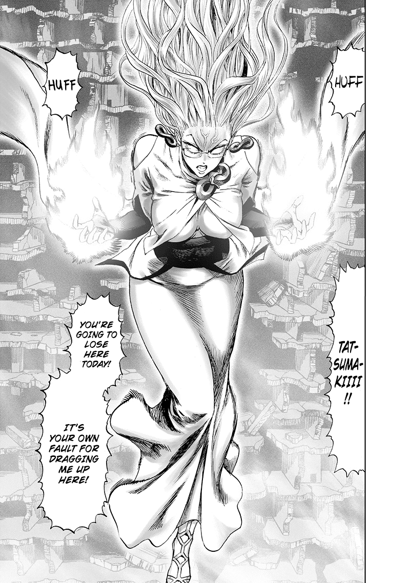 One Punch Man, Chapter 127 image 012