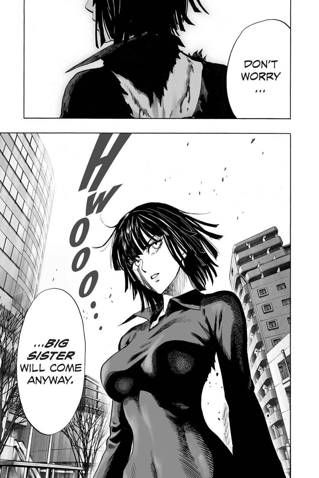 One Punch Man, Chapter Punch 65 image 013