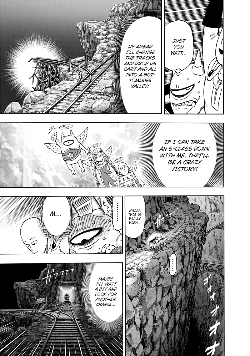 One Punch Man, Chapter 125 image 014