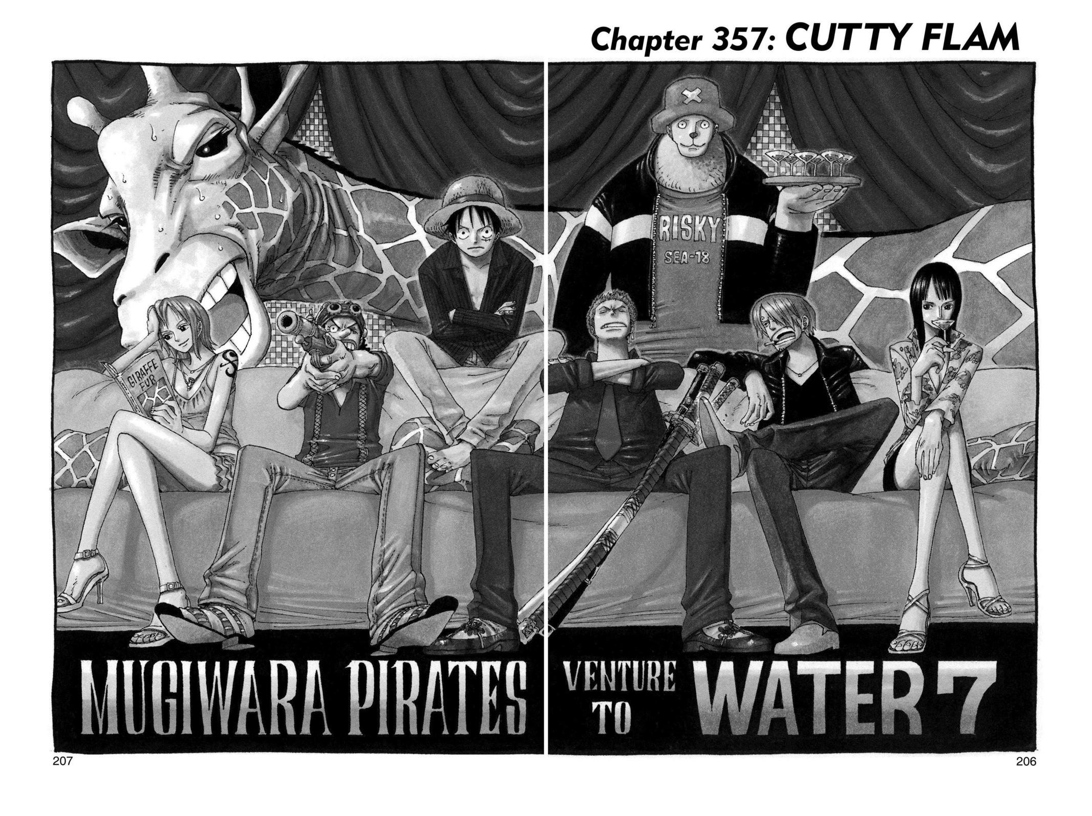 One Piece, Chapter 357 image 001