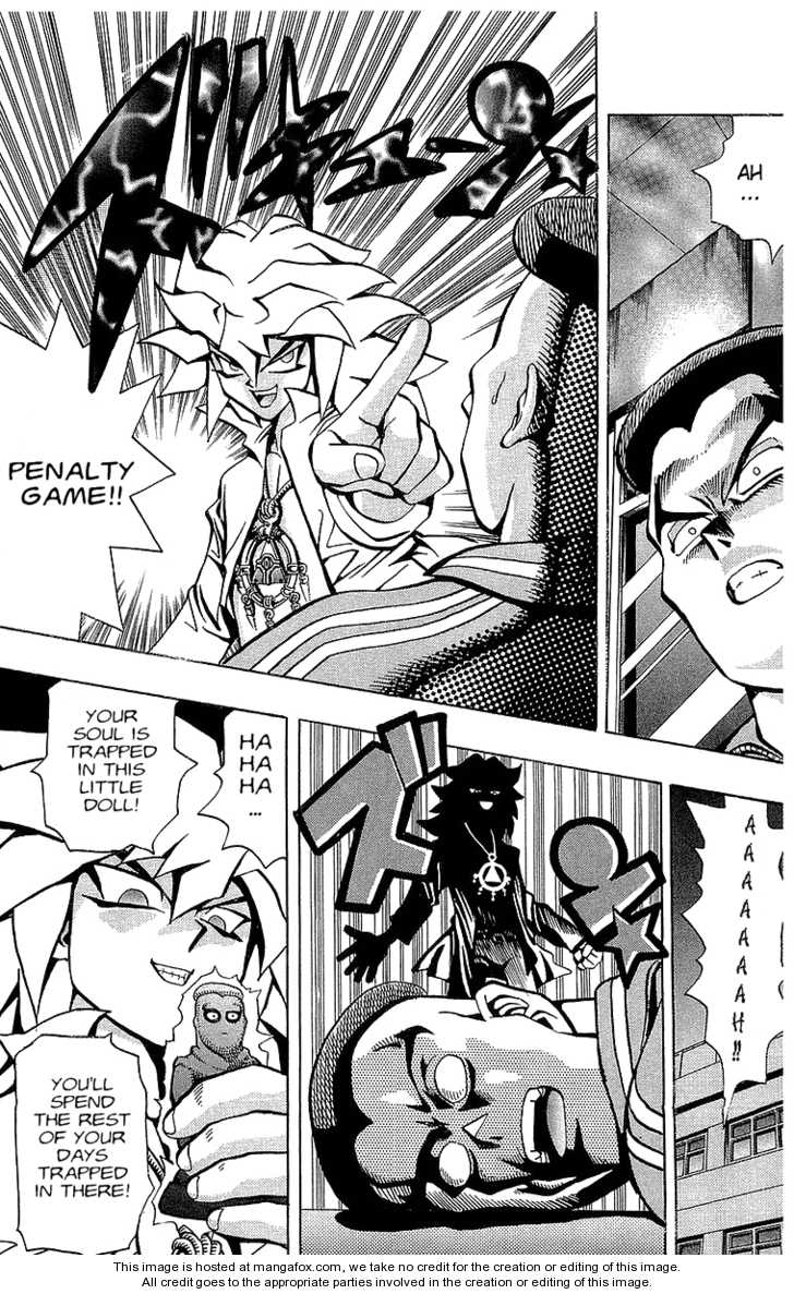 Yu Gi Oh, Chapter Vol.06 Ch.050 - The Milennium Enemy (Part 1) image 015