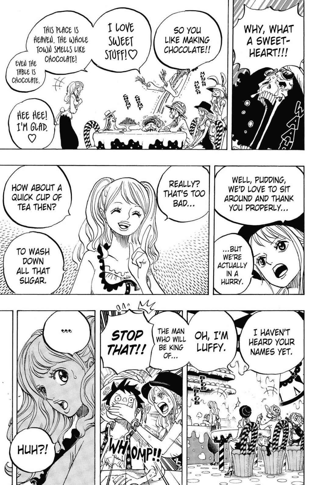 One Piece, Chapter 827 image 013