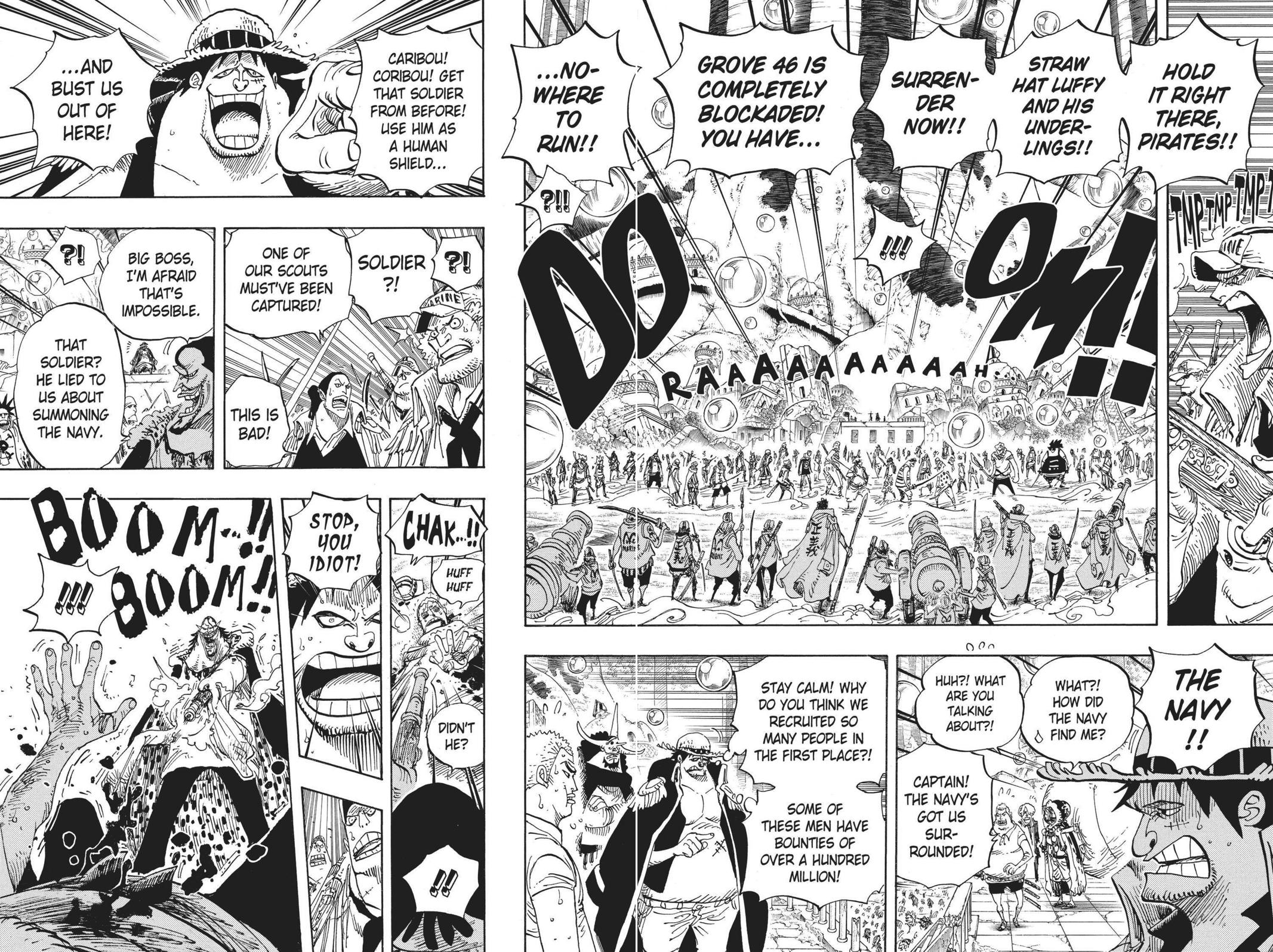 One Piece, Chapter 601 image 004