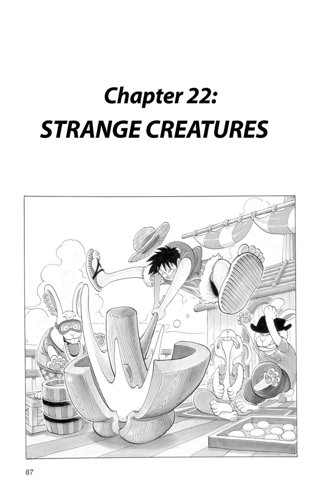 One Piece, Chapter 22 image 001